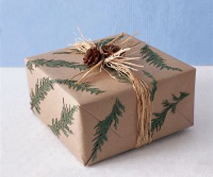 Idei de impachetat cadouri in moduri inedite