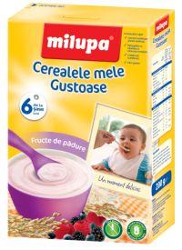 2 noi cereale delicioase pentru bebelusi, fara lapte