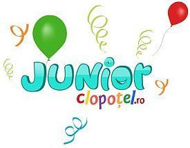 S-a lansat website-ul copiilor, Clopotel Junior!