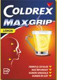 De ce sa te simti rau cand esti racit sau gripat cand poti sa te simti mai bine luand un Coldrex MaxGrip Lemon?