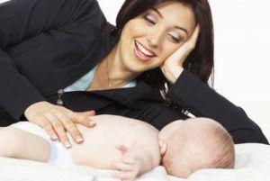 Concediu maternal sau serviciu dupa nasterea copilului?
