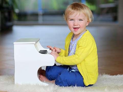 Castiga lectii de muzica pentru micutul tau!