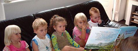Promoveaza lectura pentru copii!