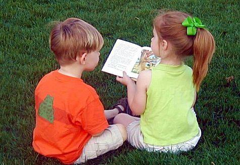 Lasa copilul sa aleaga ce carte sa citeasca
