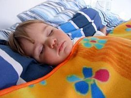 Vorbitul in somn la copii