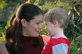 Cum te poate invata copilul sa fii un parinte bun?