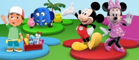 Disney Junior se lanseaza in 1 Iunie