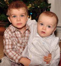 Am doi baieti minunati