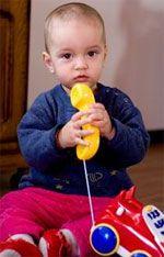 Electrocutarea la bebelusi si copii