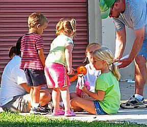 Efecte pozitive ale recesiunii asupra copilului si familiei