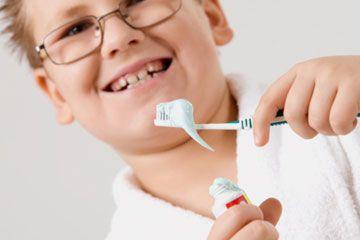 Fluorul la copii, avantaje si dezavantaje