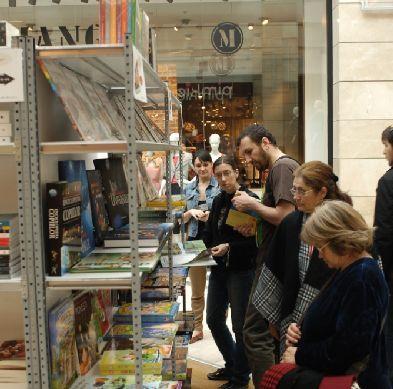 BookLand pune cartile... la locul lor!