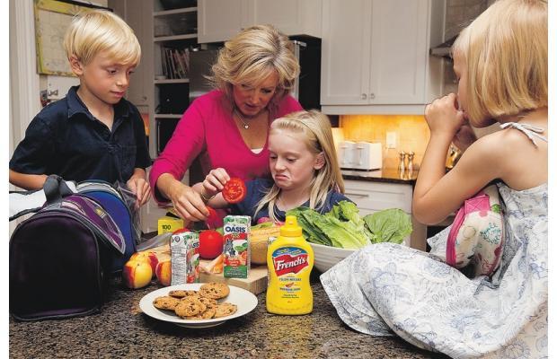 Idei rapide si sanatoase de pranz pentru copii