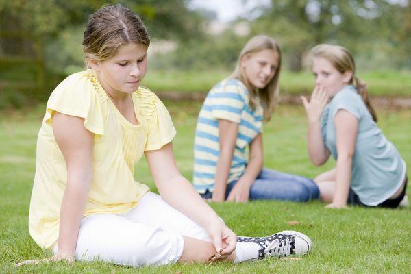 Izolarea copilului de grupul de prieteni