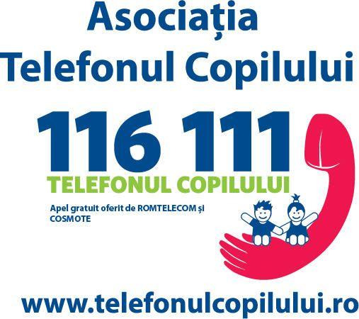 Cifre record inregistrate de Asociatia Telefonul Copilului la 116 111, in prima jumatate a anului 2011