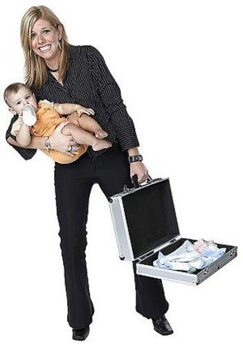 Mamica de succes! Cum sa te organizezi mai bine?
