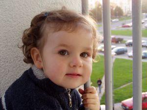 Siguranta copilului pe balcon