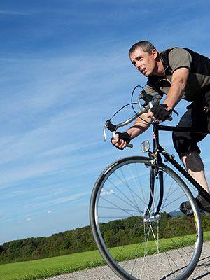 Mersul pe bicicleta, cauza a infertilitatii la barbati