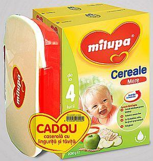 Cadouri de la Milupa, pe gustul piticilor si al mamicilor!