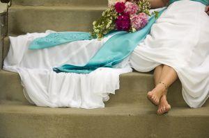 Trucuri de nunta pentru mirese insarcinate