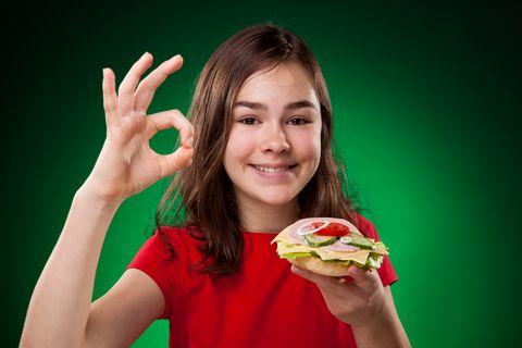 Dozele zilnice recomandate de nutrienti esentiali la copii (pe grupe de varsta)