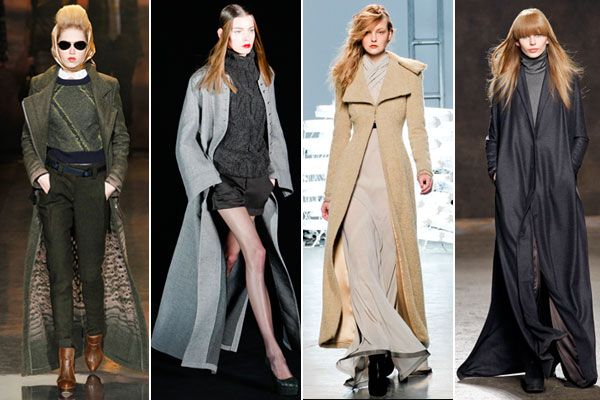 Tendinte in moda - toamna 2011