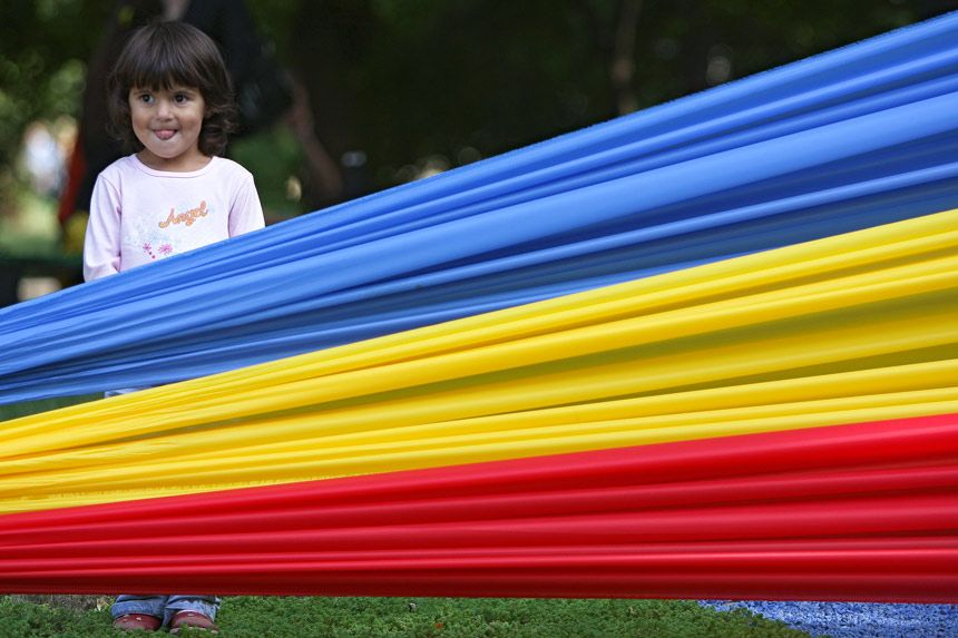 Cum discuti cu copilul despre patriotism