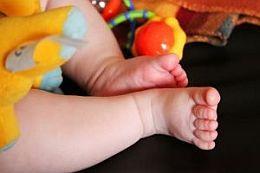 Sanatatea picioarelor bebelusului