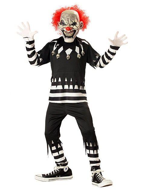 7 costume de Halloween nepotrivite pentru copii
