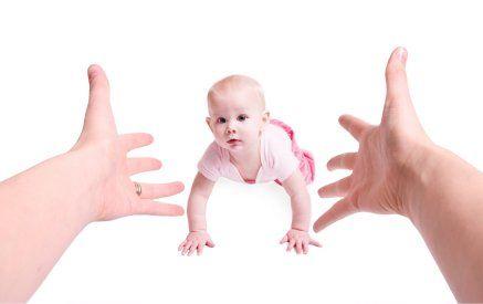6 lucruri pentru care sa NU te ingrijorezi in primul an de viata al bebelusului