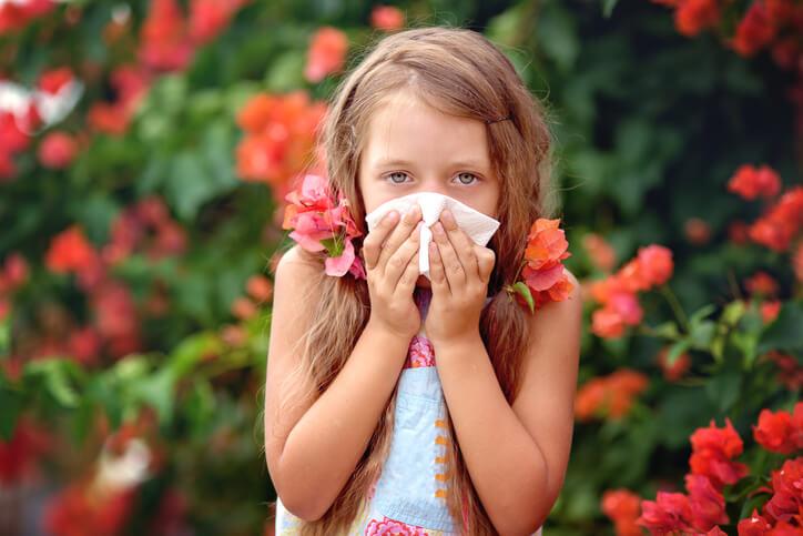 Alergiile de primavara la copii: prevenire si tratament