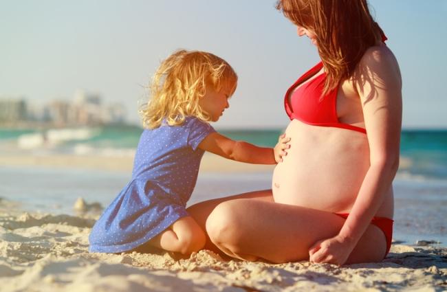 Bronzatul in sarcina: este sau nu periculos?