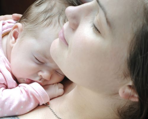 trusou bebe maternitate
