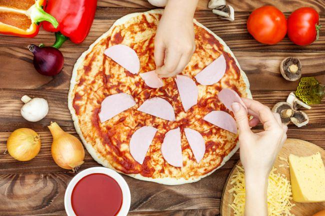 Pizza fara gluten