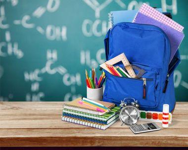 Lista cu toate lucrurile necesare la inceput de an scolar