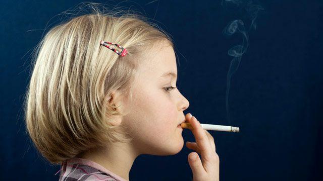 Ce poti face sa nu se apuce copilul de fumat