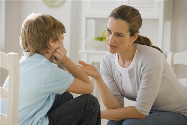 Cum corectezi un copil laudaros