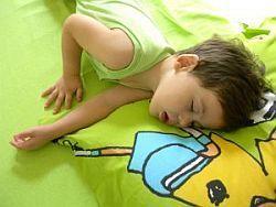 Somnul din timpul zilei la copii mici