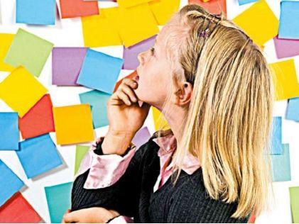 4 trucuri pentru stimularea memoriei la copii