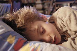 Pavorul nocturn (teroarea nocturna) la copii