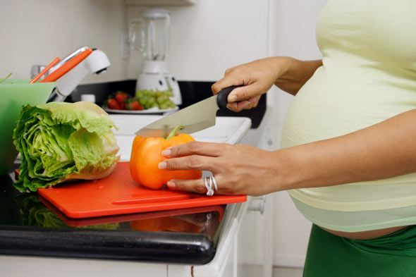 Tulburarile alimentare in timpul sarcinii