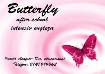 After School  Butterfly Intensiv Engleza