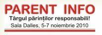Parent Info Targul parintilor responsabili Sala Dalles