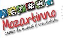 Mozartinno atelier de muzica si creativitate