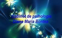 Cabinet individual de psihologie Bontea Maria Diana