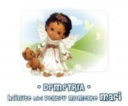 Demetria - hainute pentru botez