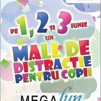 AFI Palace Cotroceni mall-ul distractiei pentru copii, de 1 Iunie!