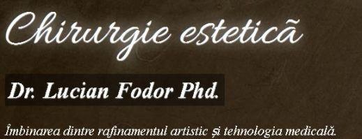 Chirurgie estetica - Dr. Lucian Fodor