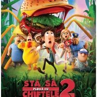 Cloudy with a Chance of Meatballs 2 / Sta sa ploua cu chiftele 2!
