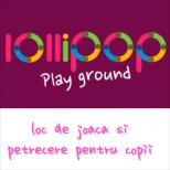Lollipop Playground - loc de joaca copii 2- 12 ani